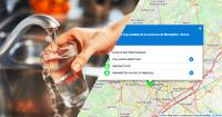 Carte interactive de la qualité de l'eau en France