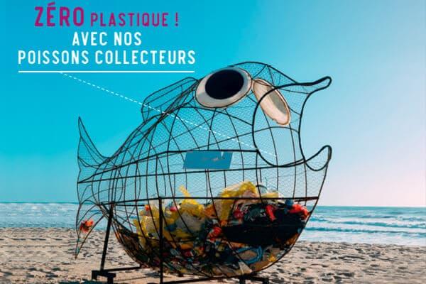"""Des """"Poissons gloutons"""" sur la côte héraultaise"""